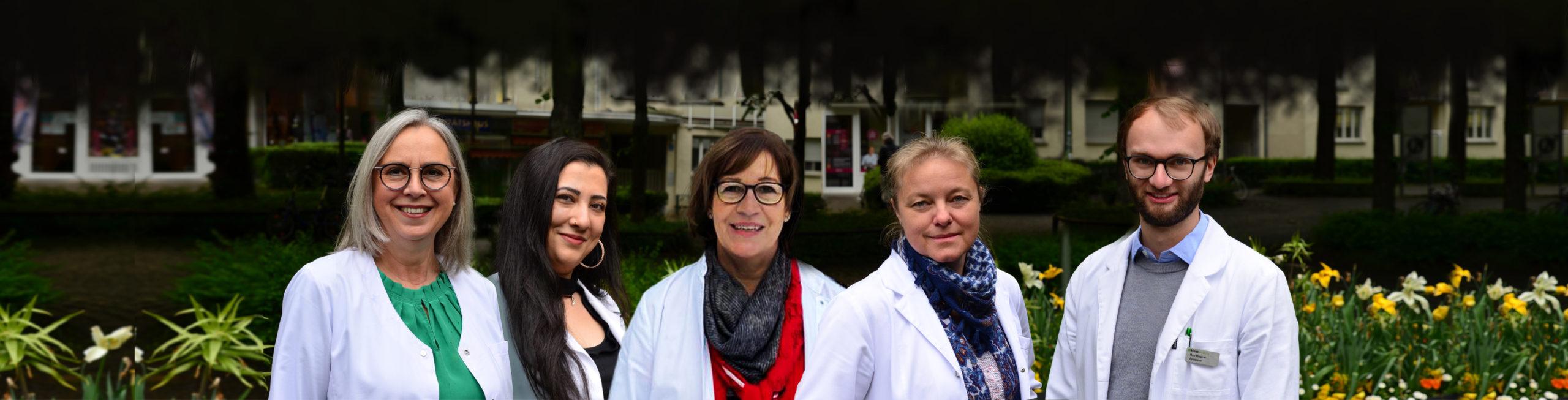 Team der Marien Apotheke Weitnau